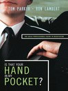 Is That Your Hand in My Pocket? (eBook): The Sales Professional's Guide to Negotiating
